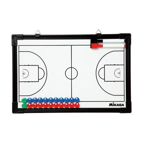 ミカサ MIKASA バスケットボール作戦盤 SB-B マーカーペン&マーカー消し付き マグネットタイプ