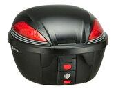 K-MAX K25 汎用リアボックス 30リットル LEDストップランプ付き