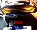 GAMMAS R3 フロウラインLED フラッシャー テールランプキット【3RD CYGNUS X】【シグナスX】
