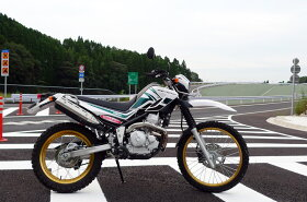 SPTADAOSP���˥ޥե顼SEROW250(JBK-DG17J)POWERBOX�����������ȥѥ���SE2-PB-01