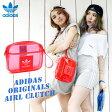 adidas Originals AIRL CLUTCH TRAINING(アディダス オリジナルス エアライナー クラッチ) LUSH RED【ポーチ】16SS-I