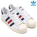 adidas Originals SUPER STAR 80s TF(アディダス オリジナルス スーパースター80s) Running White/College Navy/Choke White【メンズ レディース スニーカー】16SS-I
