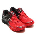 BROOKS OMBRE GHOST 7(ブルックス メンズ ゴースト7)HIGH RISK RED/BLACK/SILVER【メンズ スニーカー】