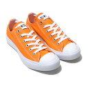 ショッピングオールスター CONVERSE ALL STAR LIGHT OX (コンバース オールスター ライト オックス)オレンジ【メンズ レディース スニーカー】19SS-I