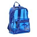 ショッピングバック DC SHOES PLAYGROUND BACKPACK(ディーシーシューズ プレイグランド バックパック)Transparent Blue【メンズ レディース バックパック】20FW-I