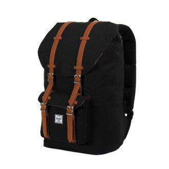Herschel Supply LITTLE AMERICA BLACK 15HO-I