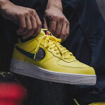 NIKE AIR FORCE 1 '07 LV8 3(ナイキ エア フォース 1 07 LV8 3)YELLOW PULSE/BLACK-WHITE-WHITE19FA-S