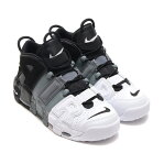 NIKE AIR MORE UPTEMPO '96(ナイキ モア アップテンポ 96)(BLACK/BLACK-COOL GREY-WHITE)17F...