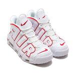 NIKE AIR MORE UPTEMPO '96(ナイキ モア アップテンポ 96)WHITE/VARSITY RED-WHITE18SU-S