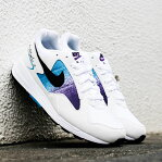 NIKE AIR SKYLON II(ナイキ エア スカイロン 2)(WHITE/BLACK-BLUE LAGOON-GRAND PURPLE)18SU-S
