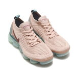 ★SALE★NIKE W AIR VAPORMAX FLYKNIT 2(ナイキ ウィメンズ エア ベイパーマックス フライニット 2)PARTICLE BEIGE/SMOKEY MAUVE-MICA GREEN18HO-S