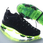 NIKE AIR VAPORMAX PLUS (ナイキ エア ベイパーマックス プラス)BLACK/REFLECT SILVER-VOLT19SP-S