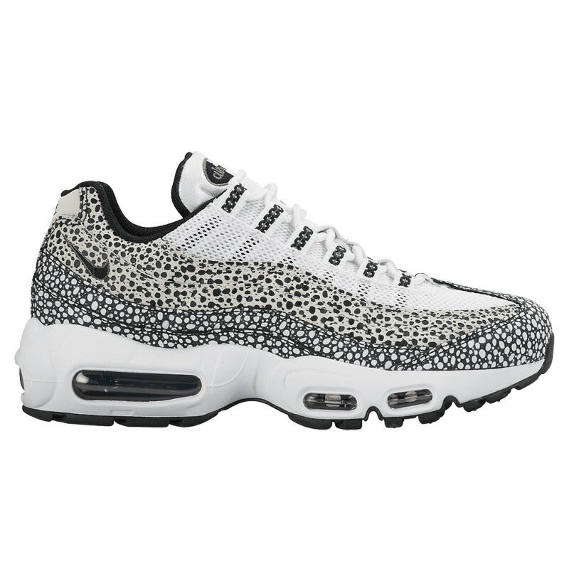 Air Max 95 White Black Grey