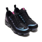 ★SALE★NIKE AIR VAPORMAX RUN UTILITY (ナイキ エア ヴェイパーマックス ラン ユ−ティリティ)BLACK/LASER FUCHSIA-ANTHRACITE19SP-S