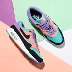 NIKE AIR MAX 1 ND (ナイキ エア マックス 1 ND)SPACE PURPLE/BLACK-BLEACHED CORAL19SP-S