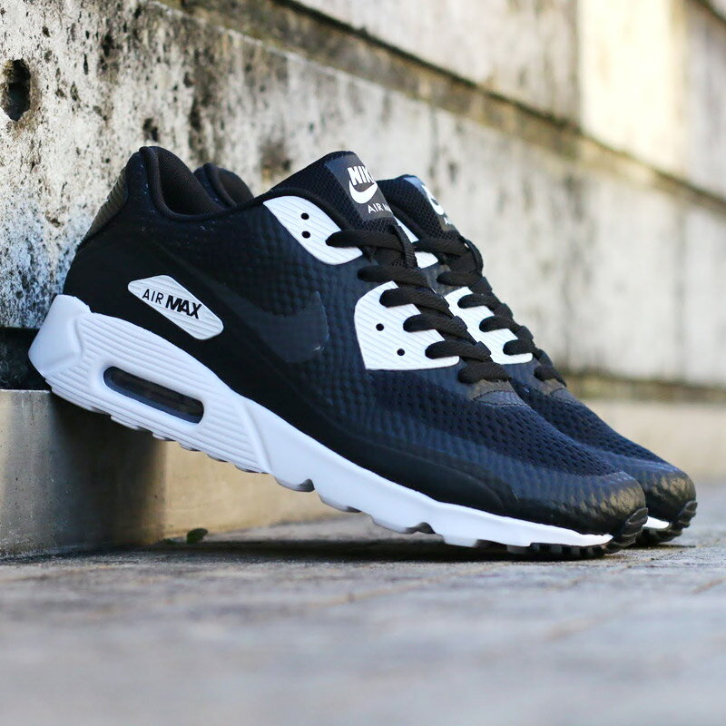 Nike Air Max 90 Ultra Essential Black White