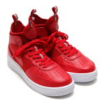 NIKE AIR FORCE 1 ULTRAFORCE MID (ナイキ エア フォース 1 ウルトラフォース ミッド)(GYM RED/GYM RED-WHITE)17SP-I