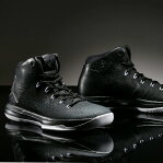 NIKE AIR JORDAN XXXI(ナイキ エア ジョーダン XXX1)(BLACK/ANTHRACITE-WHITE)17SU-S