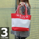 PORTER HELLO TOTE BAG【ポーター ハロー トート バッグ】3色展開