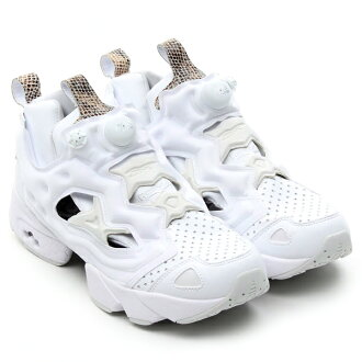 Reebok×Atmos PUMP FURY WHITE/SNAKE fs3gm