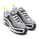 Reebok DAYTONA DMX OG (リーボック デイトナ DMX OG) (WHITE/NIGHT NAVY/SOLID GRAY/YELLOW/BLACK)18FA-I
