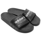 adidas Originals ADILETTE(アディダス オリジナルス アディレッタ) Core Black/Core Black/Running White【メンズ レディース】【サンダル】16SS-I