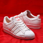 adidas Originals SUPERSTAR 80s CNY (アディダス オリジナルス スーパースター 80s CHINESE NEW YEAR) Running White / Running White / Scarlet18SS-S