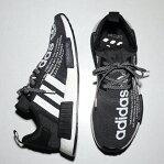 adidas Originals NMD_R1 ATMOS (アディダス オリジナルス エヌエムディ_R1 アトモス)CORE BLACK/RUNNING WHITE/CORE BLACK18FW-I