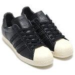 adidas Originals SUPERSTAR 80s CNY (アディダス スーパースター 80s CNY)CORE BLACK/CORE BLACK/CHALK WHITE17SS-I