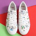 adidas NIZZA X DISNEY SPORT GOOFY(アディダス ニッザ x ディズニー スポーツ グーフィー)FOOTWEAR WHITE/SCARLET/CORE BLACK20FW-I