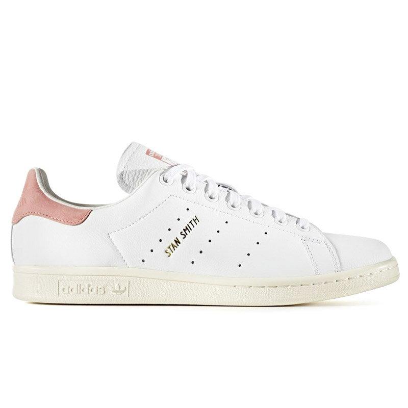 adidas originals white pink stan smith