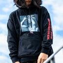artis CHI BISHOP HOODIE(アーティズ チ ビショップ フーディー)BLACK【メンズ パーカー】20SP-I