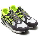 asics GEL-KAYANO TRAINER(アシックス ゲル カヤノ トレーナー)GRAY/YELLOW/BLACK14FW-S