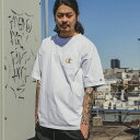 Champion x ATMOS LAB S/S POCKET T-SHIRT(チャンピオン アトモスラボ ショートスリーブポケットティーシャツ)ホワイト【メンズ 半袖Tシャツ】20SS-S at20-c