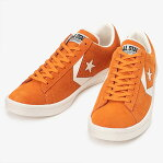 CONVERSE PRO-LEATHER SUEDE OX(コンバース プロレザー スエード OX)オレンジ18SP-I
