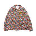 FILA × SHETA Coach Jacket (フィラ × シータ コーチ ジャケット)MULTI メンズ ジャケット 19SS-S