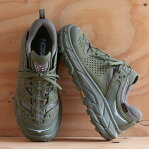 HOKA ONEONE TOR ULTRA LOW WP JP (ホカ オネオネ トウ ウルトラ ロウ WP JP)Burnt Olive19FA-I