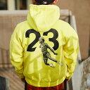 ショッピングJORDAN JORDAN BRAND AS M J 23ENG WASH FLC PO HOODY(ジョーダン ブランド ジョーダン 23ENG ウォッシュ フリース プルオーバー L/S フーディ)OPTI YELLOW/BLACK【メンズ パーカー】21SP-I