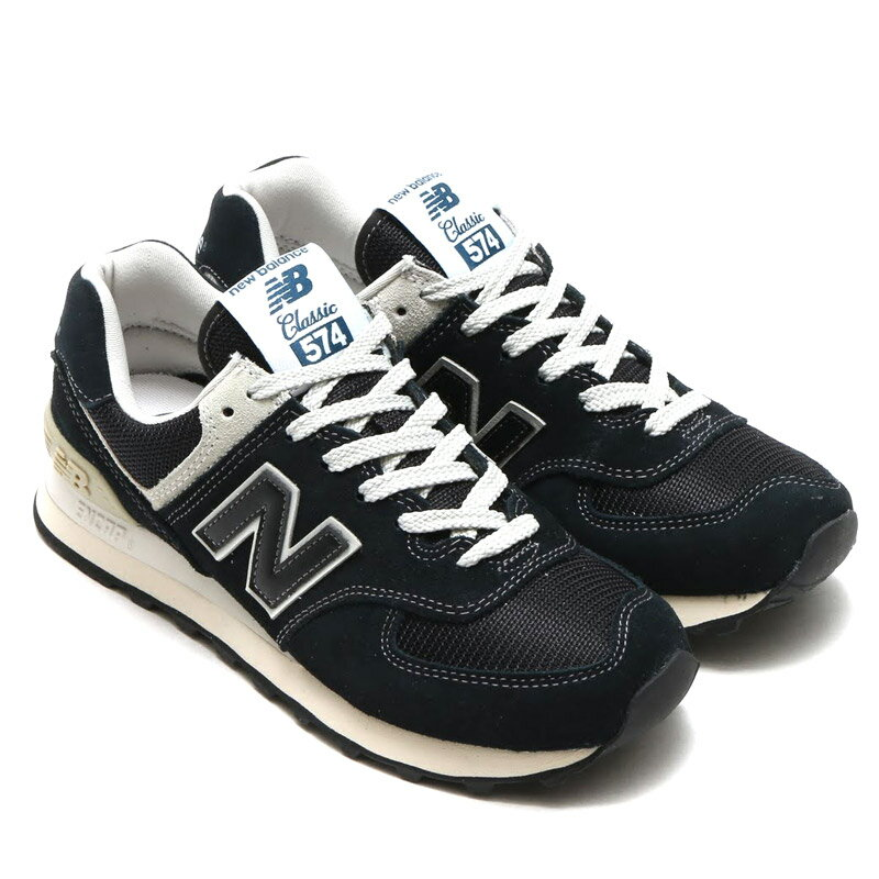 new balance ml 574 Black