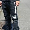 NIKE AS M NSW PANT HYBRID FLC(ナイキ ハイブリッド フリース パンツ)BLACK/BLACK/(WHITE)【メンズ パンツ】17FA-I