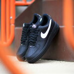 NIKE AIR FORCE 1 '07 (ナイキ エア フォース 1 07)BLACK/SAIL17HO-S