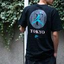 NIKE M LAB TEE NEW (ナイキ LAB ニュー Tシャツ) BLACK/WHITE【メンズ Tシャツ】17HO-S