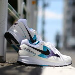 NIKE AIR SKYLON II (ナイキ エア スカイロン 2) WHITE/BLACK-BLUE LAGOON-GRAND PURPLE18SU-S