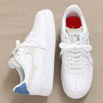 NIKE WMNS AIR FORCE 1 '07 LX(ナイキ ウィメンズ エア フォース 1 07 LX)WHITE/PLATINUM TINT-GAME ROYAL19FA-S