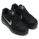 NIKE WMNS AIR MAX 2017 (ナイキ ウイメンズ エア マックス 2017) BLACK/WHITE-ANTHRACITE16HO-S