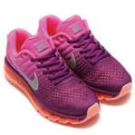 NIKE WMNS AIR MAX 2017 (ナイキ ウイメンズ エア マックス 2017) BRT GRAPE/WHITE-PINK BLAST-PEACH CREAM16HO-S