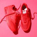NIKE AIR MAX 1 PREMIUM (ナイキ エア マックス 1 プレミアム) UNIVERSITY RED/UNIVERSITY RED【メンズ レディース スニーカー】17SU-S