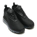 NIKE AIR MAX WOVEN BOOT(ナイキ エア マックス ウーブン ブーツ)BLACK/BLACK17SP-S