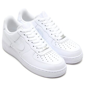 NIKEAIRFORCE1'07�ڥʥ��������ե�����1'07��WHITE/WHITE��12SS-I�ۡ�2012�����2010