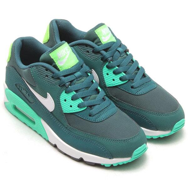 ... nike air max 90 essential emerald ...